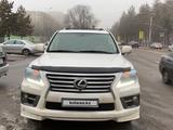 Lexus LX 570 2009 года за 17 000 000 тг. в Алматы