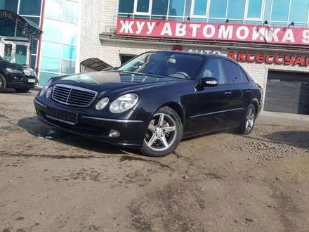 Mercedes-Benz E 240 2002 года за 2 800 000 тг. в Нур-Султан (Астана)