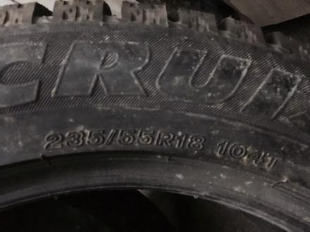 2 шины Bridgestone 235/55/18 за 49 990 тг. в Нур-Султан (Астана) – фото 4