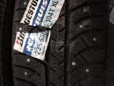 2 шины Bridgestone 235/55/18 за 49 990 тг. в Нур-Султан (Астана) – фото 5
