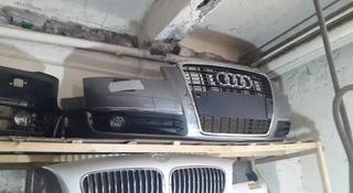 Передний бампер на Ауди а6 ц6 за 220 000 тг. в Алматы