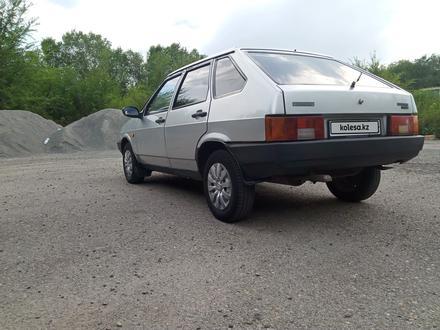 ВАЗ (Lada) 2109 (хэтчбек) 2001 года за 870 000 тг. в Усть-Каменогорск – фото 11