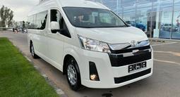 Toyota HiAce 2021 года за 25 500 000 тг. в Алматы – фото 3