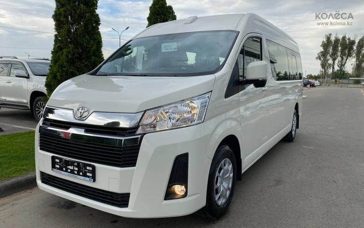 Toyota HiAce 2021 года за 25 500 000 тг. в Алматы