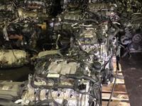 Двигатель М272 на Мерседес объем 3.5 привозной из Японии за 9 999 тг. в Алматы