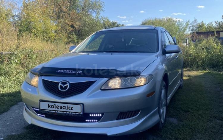 Mazda 6 2002 года за 3 400 000 тг. в Усть-Каменогорск