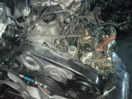 Двигатель на Митсубиси Делику 4d56 за 395 000 тг. в Алматы – фото 2