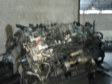 Двигатель на Митсубиси Делику 4d56 за 395 000 тг. в Алматы – фото 3