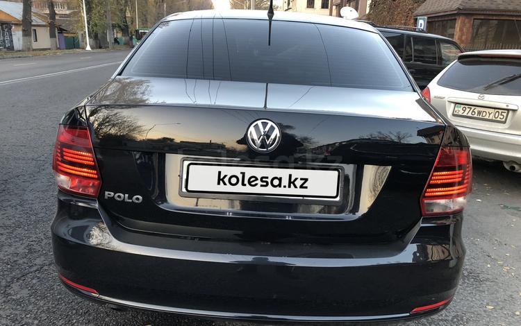 Volkswagen Polo 2015 года за 4 650 000 тг. в Алматы