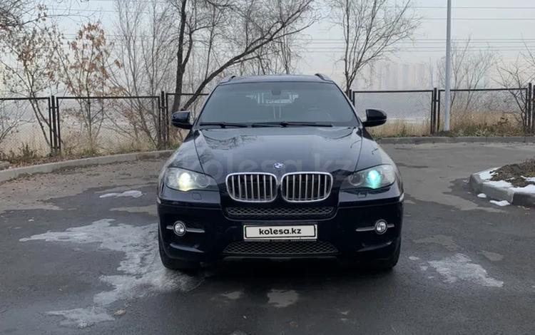 BMW X6 2008 года за 8 700 000 тг. в Алматы