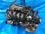 Двигатель Toyota Voltz ZZE136 1zz-FE 2002 за 423 859 тг. в Алматы