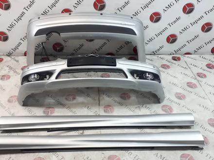 Обвес AMG оригинал Mercedes benz w209 за 655 763 тг. в Владивосток
