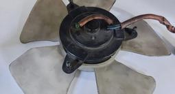 Моторчик вентилятора охлаждения Диффузор Кулер Мазда Кронос Хонда Одисей за 6 500 тг. в Алматы – фото 2