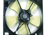 Моторчик вентилятора охлаждения Диффузор Кулер Мазда Кронос Хонда Одисей за 10 000 тг. в Алматы – фото 3