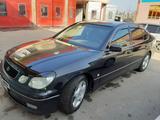 Lexus GS 300 1998 года за 2 600 000 тг. в Алматы – фото 3