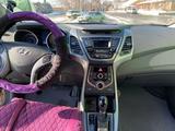 Hyundai Elantra 2016 года за 6 350 000 тг. в Алматы