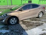 Hyundai Elantra 2016 года за 6 350 000 тг. в Алматы – фото 3