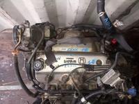 Двигатель f22b привозной пробег 70040 км для Honda Odyssey за 777 тг. в Алматы