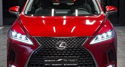 Lexus RX 300 2021 года за 31 000 000 тг. в Алматы – фото 2