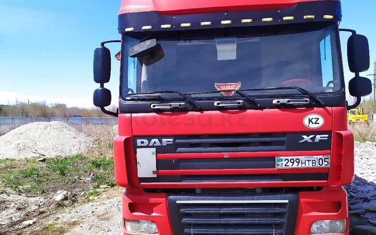 DAF  XF 105 460 2010 года за 19 500 000 тг. в Талдыкорган