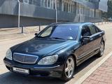 Mercedes-Benz S 55 1998 года за 3 350 000 тг. в Алматы – фото 5
