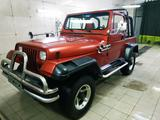 Jeep Wrangler 1993 года за 4 250 000 тг. в Семей