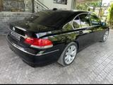BMW 740 2005 года за 5 200 000 тг. в Кызылорда – фото 4