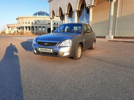 ВАЗ (Lada) 2170 (седан) 2008 года за 1 200 000 тг. в Атырау – фото 4