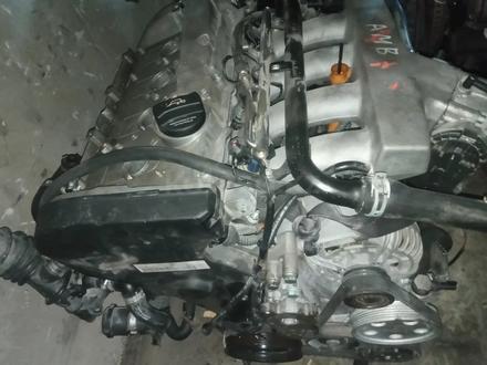 Контрактный двигатель из Японии на Пассат B5 + AMB 1.8T за 260 000 тг. в Алматы