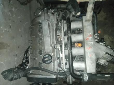 Контрактный двигатель из Японии на Пассат B5 + AMB 1.8T за 260 000 тг. в Алматы – фото 2
