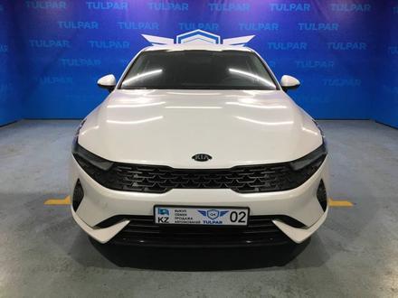 Kia K5 2020 года за 12 100 000 тг. в Алматы – фото 2