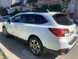 Subaru Outback 2018 года за 12 500 000 тг. в Нур-Султан (Астана) – фото 4