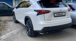 Lexus NX 300 2018 года за 19 000 000 тг. в Шымкент – фото 2