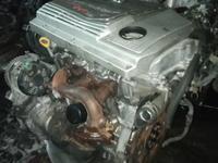 Контрактные двигатели из Японий на Тойоту Камри 1mz vvti за 295 000 тг. в Алматы