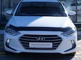 Hyundai Elantra 2017 года за 7 790 000 тг. в Караганда – фото 2