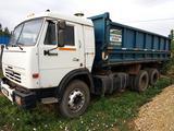 КамАЗ  Зерновоз, боковал. 2001 года за 12 500 000 тг. в Алматы