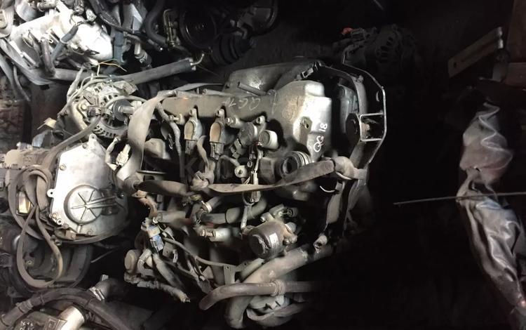 Двигатель на Ниссан Алмера QG18 за 100 тг. в Алматы