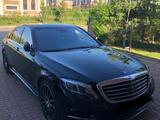 Mercedes-Benz S 500 2014 года за 23 000 000 тг. в Нур-Султан (Астана)