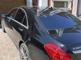 Mercedes-Benz S 500 2014 года за 23 000 000 тг. в Нур-Султан (Астана) – фото 3