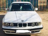 BMW 520 1992 года за 1 450 000 тг. в Актобе – фото 2