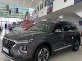 Hyundai Santa Fe 2020 года за 12 890 000 тг. в Шымкент – фото 2