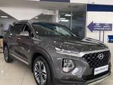Hyundai Santa Fe 2020 года за 12 890 000 тг. в Шымкент – фото 3