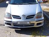 Nissan Almera Tino 2002 года за 3 000 000 тг. в Алматы