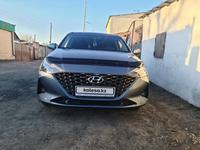 Hyundai Accent 2021 года за 9 500 000 тг. в Нур-Султан (Астана)