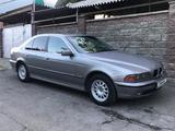 BMW 523 1996 года за 2 350 000 тг. в Алматы – фото 3