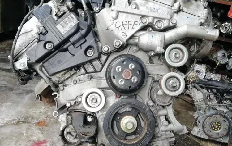 Двигатель 2gr 3.5 за 111 тг. в Алматы