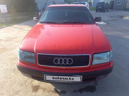 Audi 100 1992 года за 1 900 000 тг. в Нур-Султан (Астана) – фото 6
