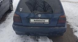 Volkswagen Golf 1994 года за 900 000 тг. в Караганда – фото 3
