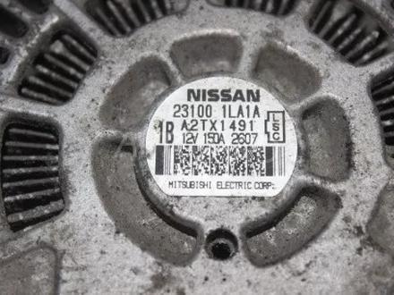 Генератор БУ в отличном состояние. Nissan Patrol y62 за 1 111 тг. в Алматы