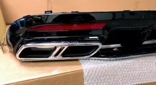 Диффузор AMG Мерседес S65 в кузове С 217 хром за 600 000 тг. в Алматы